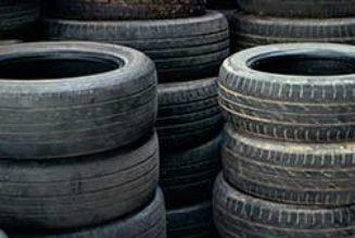 ответственность за выброс автомобильных шин