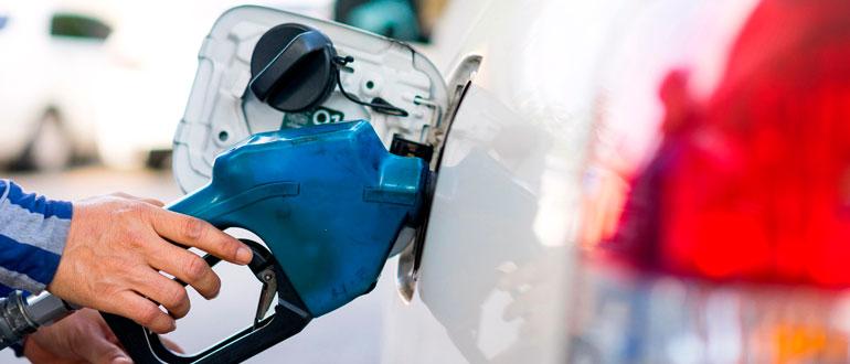 Заправка некачественным бензином